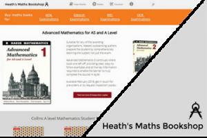 The Heaths Maths Bookshop