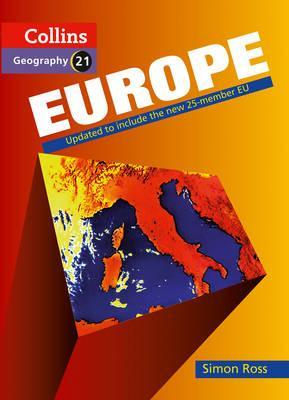 Geography 21 (2) - Europe - Simon Ross