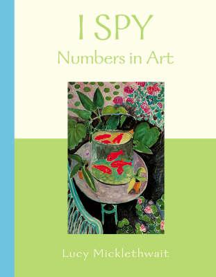Numbers in Art (I Spy) - Lucy Micklethwait