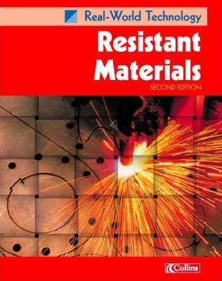 Real-World Technology - Resistant Materials - Colin Chapman