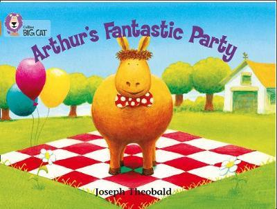 Arthur's Fantastic Party - Joseph Theobald