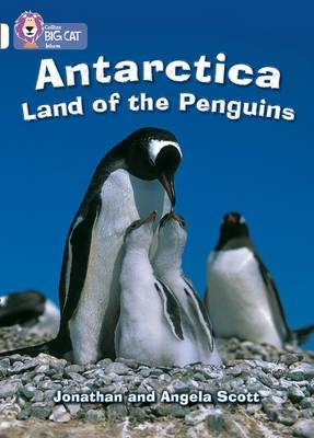 Antarctica: Land of the Penguins - Jonathan Scott