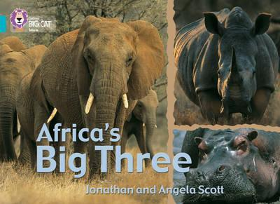 Africa's Big Three - Jonathan Scott