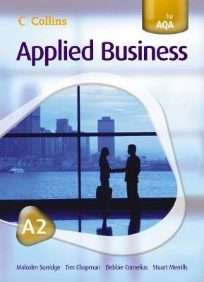 Collins Applied Business - A2 for AQA Student's Book - Tim Chapman