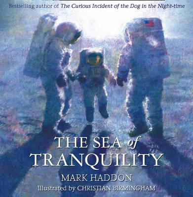 The Sea of Tranquility - Mark Haddon