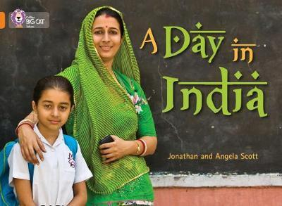 A Day In India - Jonathan Scott