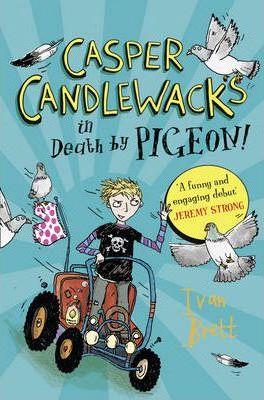 Casper Candlewacks in Death by Pigeon! (Casper Candlewacks
