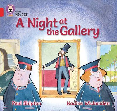 At the Night Gallery - Paul Shipton