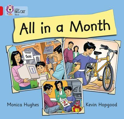 All In A Month - Monica Hughes
