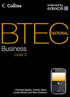 BTEC National Business - Student Textbook - Charlotte Bagley