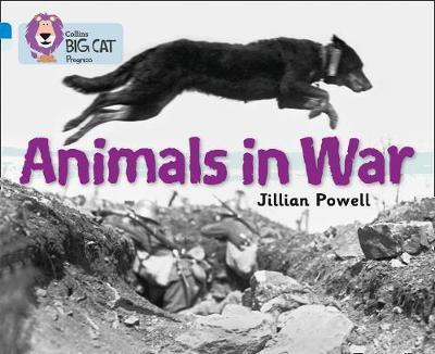 Animals in War: Band 04 Blue/Band 17 Diamond - Jillian Powell