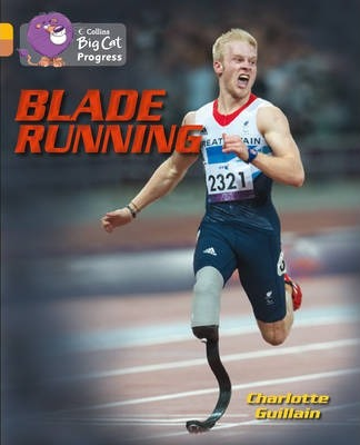 Blade Running: Band 09 Gold/Band 12 Copper - Charlotte Guillain