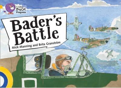 Bader's Battle: Band 09 Gold/Band 17 Diamond - Brita Granstrom