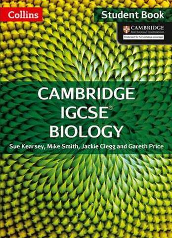 Cambridge IGCSE (TM) Biology Student's Book (Collins Cambridge IGCSE (TM)) - Sue Kearsey