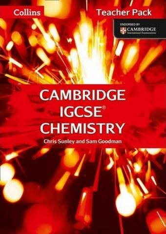 Cambridge IGCSE (TM) Chemistry Teacher Pack (Collins Cambridge IGCSE (TM)) - Chris Sunley
