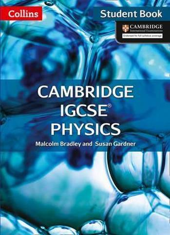 Cambridge IGCSE (TM) Physics Student's Book (Collins Cambridge IGCSE (TM)) - Malcolm Bradley