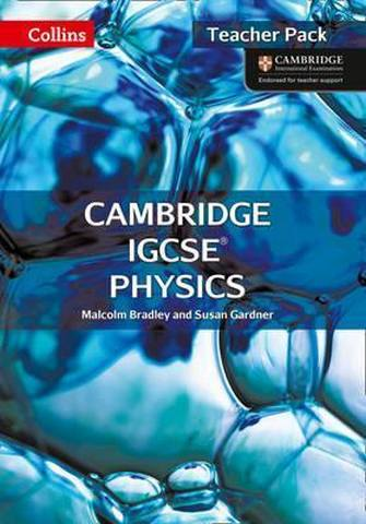 Cambridge IGCSE (TM) Physics Teacher's Guide (Collins Cambridge IGCSE (TM)) - Susan Gardner