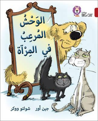 Monster in the Mirror: Level 14 (Collins Big Cat Arabic Reading Programme) - Jean Ure