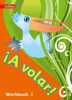 A volar Workbook Level 3: Primary Spanish for the Caribbean -