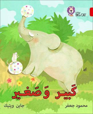 Big and Small: Level 2 (KG) (Collins Big Cat Arabic Reading Programme) - Mahmoud Gaafar