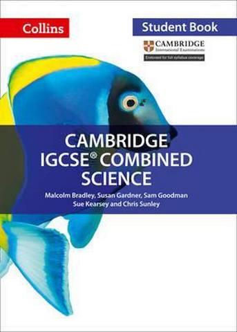 Cambridge IGCSE (TM) Combined Science Student's Book (Collins Cambridge IGCSE (TM)) - Malcolm Bradley