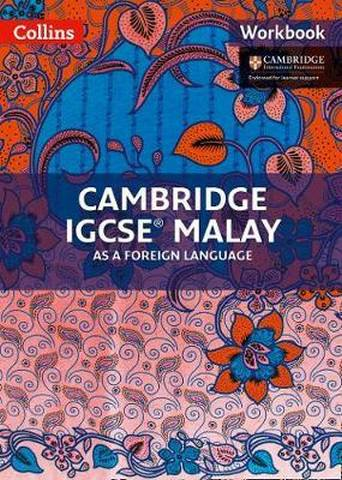 Cambridge IGCSE (TM) Malay Workbook (Collins Cambridge IGCSE (TM)) - Nor Najwa Azmee