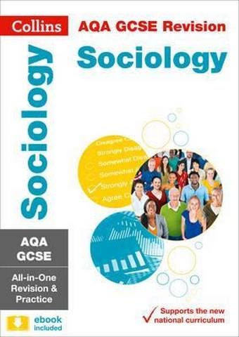 AQA GCSE 9-1 Sociology All-in-One Revision and Practice (Collins GCSE 9-1 Revision) - Collins GCSE