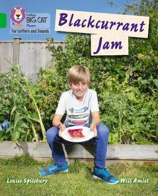 Collins Big Cat Phonics for Letters and Sounds - Blackcurrant Jam: Band 5/Green - Louise Spillsbury