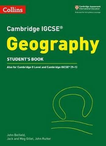 Cambridge IGCSE (TM) Geography Student's Book (Collins Cambridge IGCSE (TM)) - Collins