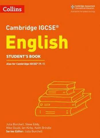 Cambridge IGCSE (TM) English Student's Book (Collins Cambridge IGCSE (TM)) - Julia Burchell