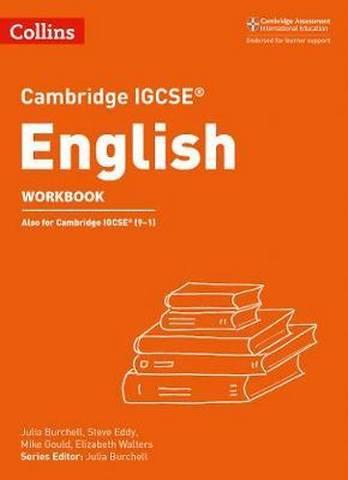 Cambridge IGCSE (TM) English Workbook (Collins Cambridge IGCSE (TM)) - Julia Burchell