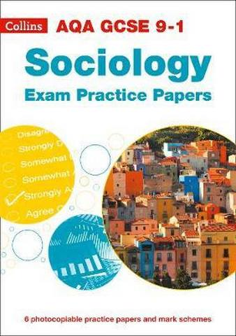 AQA GCSE 9-1 Sociology Exam Practice Papers (AQA GCSE (9-1) Sociology) - Simon Addison