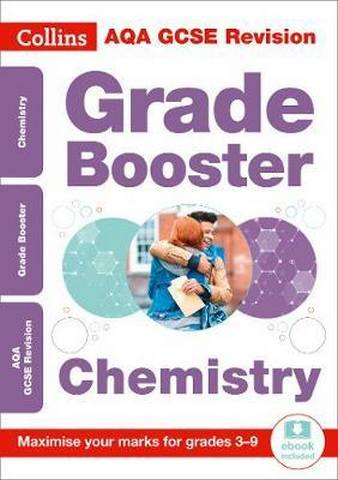 AQA GCSE 9-1 Chemistry Grade Booster for grades 3-9 (Collins GCSE 9-1 Revision) - Collins GCSE
