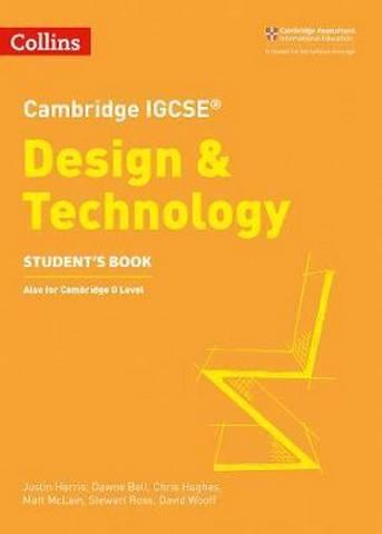 Cambridge IGCSE (TM) Design & Technology Student's Book (Collins Cambridge IGCSE (TM)) - Collins
