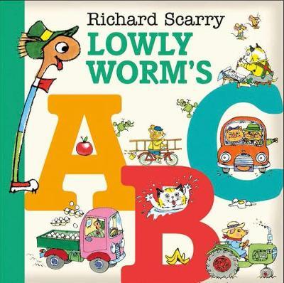 Lowly Worm's ABC - Richard Scarry