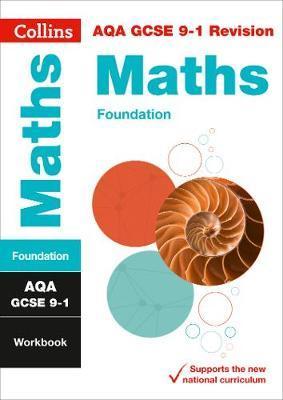 AQA GCSE 9-1 Maths Foundation Workbook (Collins GCSE 9-1 Revision) - Collins GCSE