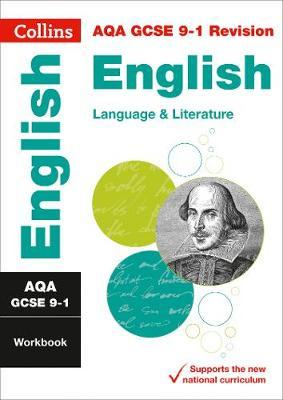 AQA GCSE 9-1 English Language and English Literature Workbook (Collins GCSE 9-1 Revision) - Collins GCSE