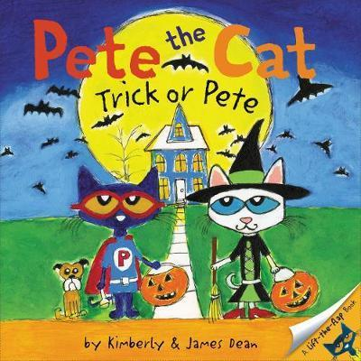 Pete the Cat: Trick or Pete - James Dean