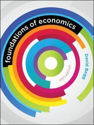 Foundations of Economics - David Begg
