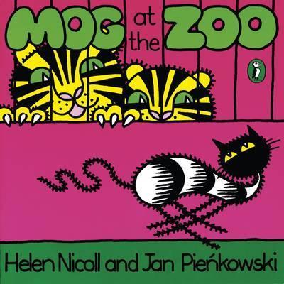 Mog at the Zoo - Helen Nicoll