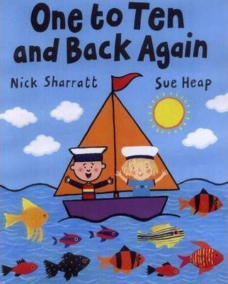 One to Ten and Back Again - Sue Heap