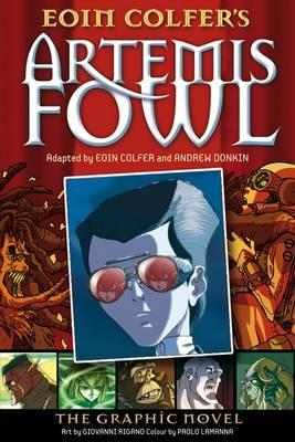 Artemis Fowl: The Graphic Novel - Andrew Donkin
