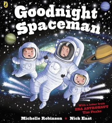 Goodnight Spaceman - Michelle Robinson