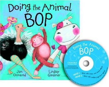 Doing the Animal Bop with audio CD - Jan Ormerod