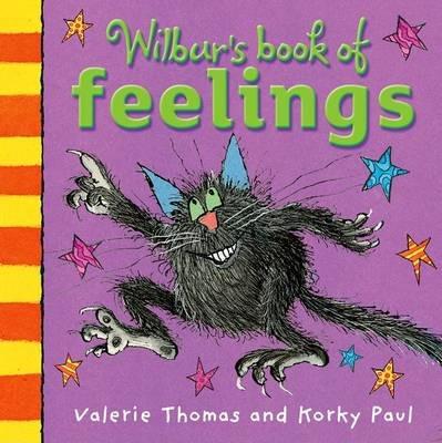 Wilbur's Book of Feelings - Valerie Thomas