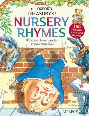 The Oxford Treasury of Nursery Rhymes - Karen King