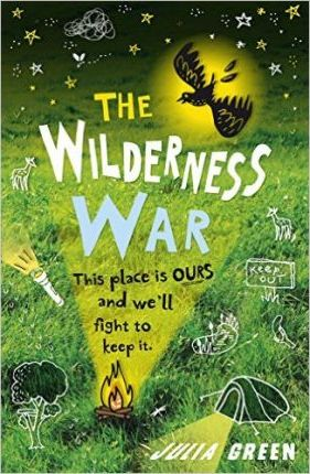The Wilderness War - Julia Green