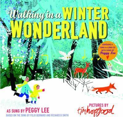 Walking in a Winter Wonderland Book & CD - Richard Smith