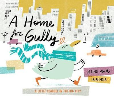 A Home for Gully - Joan Clegg