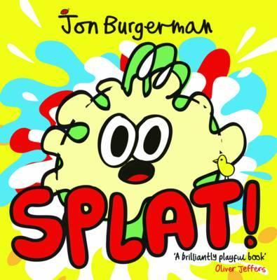 Splat! - Jon Burgerman